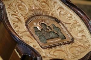 Бугабашская икона Б.М,